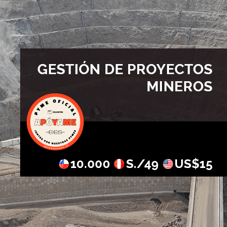 Gestión de Proyectos Mineros