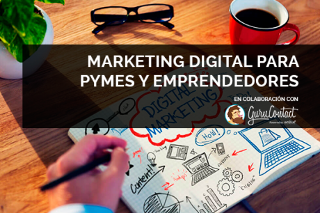 Marketing Digital Para Pymes y Emprendedores