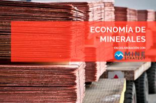 Economía de Minerales