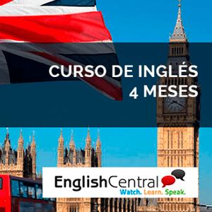 Curso de Inglés - 4 Meses