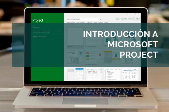 Introducción a MS Project