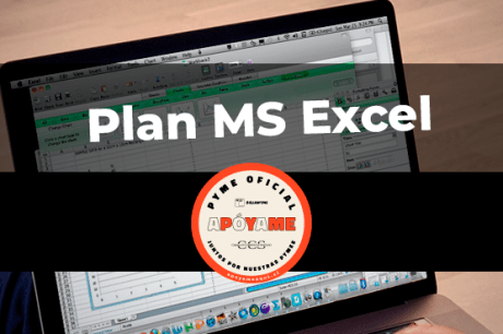 Plan de MS Excel