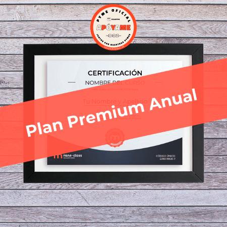 Plan Premium Anual
